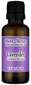 Lavender Essential Oil. 30 ml (1 oz)….