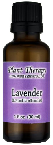Lavender Essential Oil. 30 ml (1 oz). 100% Pure, Undiluted, Therapeutic Grade.