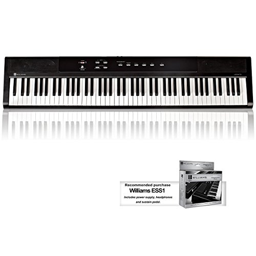 Williams Legato 88-Key Digital Piano