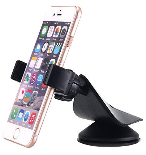 Car Mount, Batman Style Universal Dashboard / Windshield Car Holder Mount Stand for iPhone, Samsung, Nexus, Motorola, Sony, HTC, Droid, LG & Other Smartphones at Gotham City Store