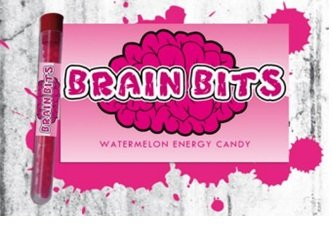 Brain Bits Caffeinated Candy