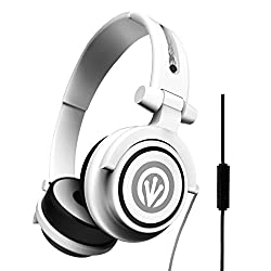 iFrogz Orion Deluxe Comfort Stereo Headphones w/Inline Microphone and AeroFoam Cushions
