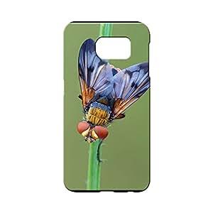 BLUEDIO Designer 3D Printed Back case cover for Samsung Galaxy S6 Edge Plus - G7394