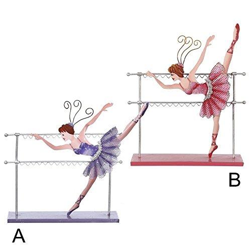 Figura clip gioielli modello-Ballerina, 31 x 20 x 29 cm-B