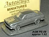 Peugeot 504 Coupe Pewter Effect Car