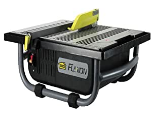M-D Building Products 48191 7-Inch 1 Horse Power Cage Fusion Wet Saw