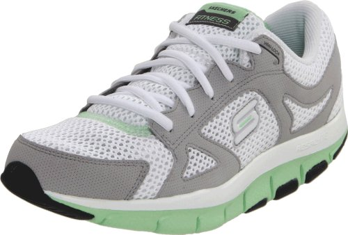 Skechers Women's Liv Smart Trainers 12470 Gywg Grey 5 UK