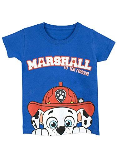 Paw-Patrol-Camiseta-para-nio-La-Patrulla-Canina-3-4-Aos