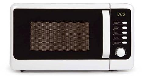 Domo DO-2013G Four à Micro-Ondes Combiné avec Grill Blanc 20 L 800/1000 W