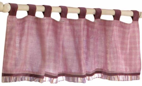 CoCaLo Sugar Plum Window Valance - 1