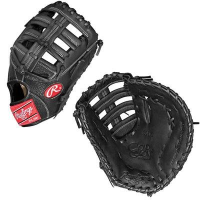 High Quanlity New Rawlings Gold Gamer First Base Baseball Glove Durable Comfortable-Leather-Conventional