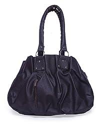 H&H Women's Handbag Black (AHB3PBl)