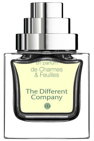 The Different Company Un Parfum de Charmes & Feuilles Eau de Toilette, 50 ml
