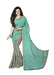 Pari Fashion Self Design Bollywood Georgette Sari