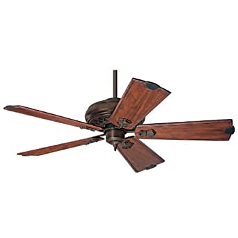 Hunter 28484 60 Inch Fellini Ceiling Fan Cocoa Outdoor