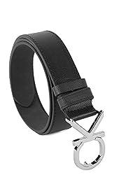Lotus Designer Men's Belt (Black)