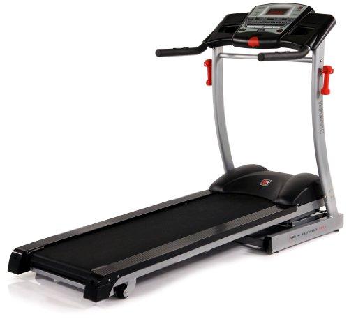 Hammer Walkrunner RPX Auto-Incline Treadmill