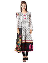 Imple Boutique Women's Kota Checks Salwar Suit Set (IBA-41)