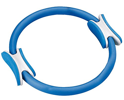Movi Fitness MF515 Pilates Ring, Blu
