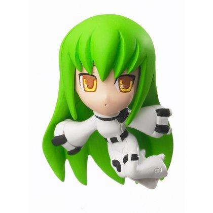 Code Geass Gashapon Mini Swingers (Set of 4) [Toy]