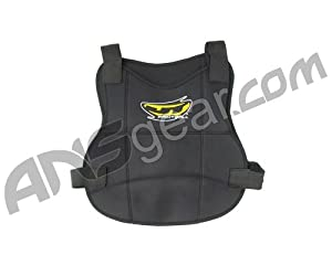 JT Paintball Chest Protector - Black