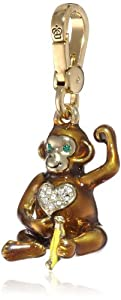 Juicy Couture Monkey Charm