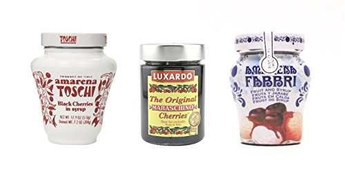luxardo-toschi-and-fabbri-amarena-cherries-sampler-pack