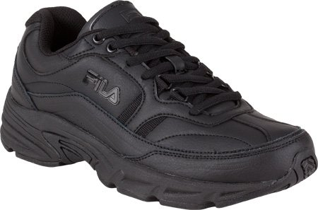 Fila Women's Memory Workshift Training Shoe,Black/Black/Black,9 W US