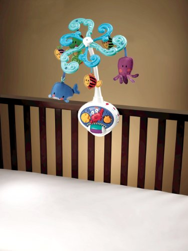 Fisher-Price Discover 'n Grow Crib-To-Floor Mobile