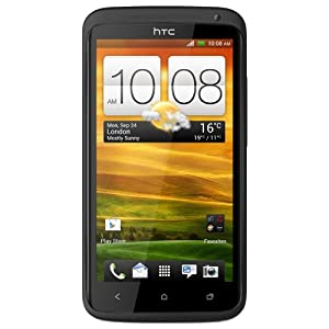 HTC One X+ 64GB UK Sim Free Smartphone - Black