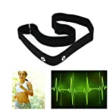Elastic Chest Belt Strap for Wahoo Garmin Polar Sport Heart Rate Monitor