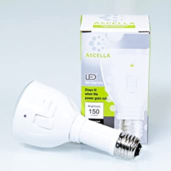 Ascella Emergency Light Bulb