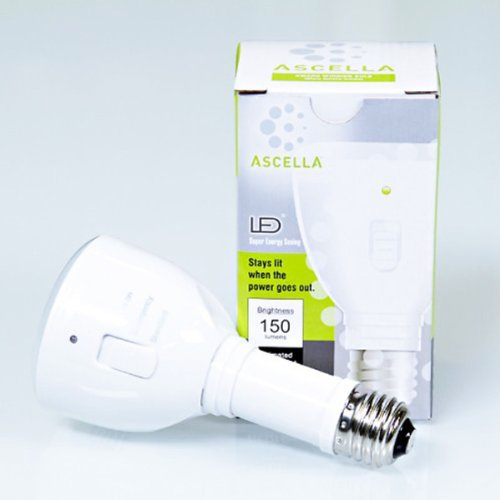 Ascella Emergency Light Bulb Led Bulbs Light Fixture