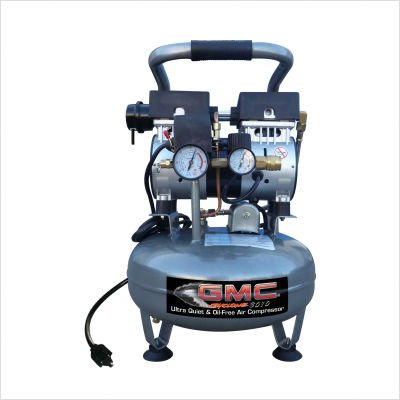 Ultra Quiet & Oil-Free Air Compressor