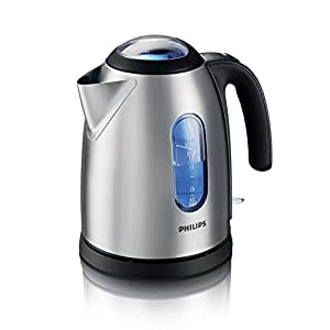 Amazon.com: PHILIPS HD4667 Electric Kettle, Tea Makers, Tea Kettles, Coffee 1.7 L 2400 W ...