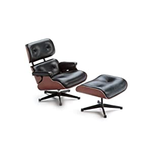 Vitra Miniature Eames Lounge Chair Ottoman Chaise Lounges