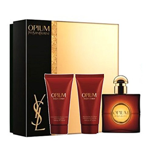 yves-saint-laurent-opium-set-30ml-eau-de-toilette-spray-50ml-body-lotion-50ml-shower-gel-1-set