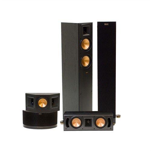 Klipsch Rf-42 Ii 5.0 Reference Series Home Theater Speaker System (Black)