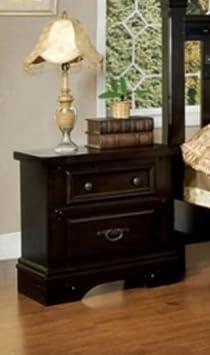 Furniture Of America CM7496EX-N Sonoma II Night Stand