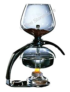 Cona Coffee Maker - Size 'D' Chrome