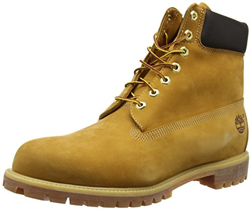 Timberland Men's 6 inch Premium Waterproof Boot,Wheat Nubuck,10 M US (Timberland Insulation compare prices)