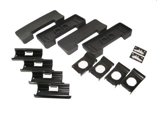 Thule 1072 Kit de montage pour pieds de fixation Rapid System 750