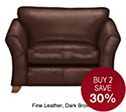 Abbey Love Seat - 7 Day Delivery