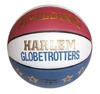 74-701 Spalding Harlem Globetrotters Replica Game Indoor/Outdoor Basketball