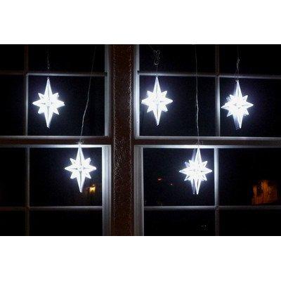 Bethlehem Star String Light In White