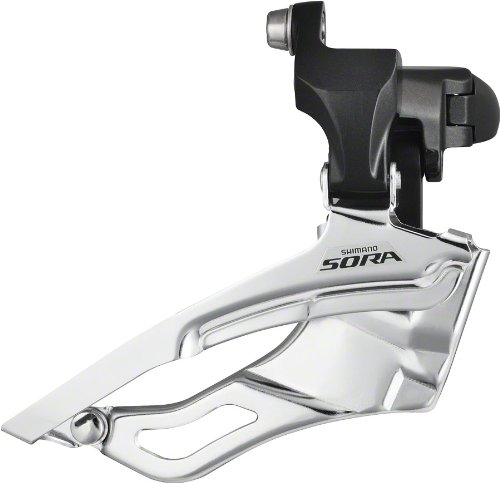 Shimano FD 3503 Sora Front Derailleur (Black, 34.9 mm 3x9 Speed)