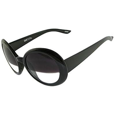 Designer Inspired! Sunglasses with Half Tint Lenses!