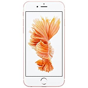 Apple iPhone 6s 16 GB US Warranty Unlocked Cellphone - Retail Packaging (Rose Gold)