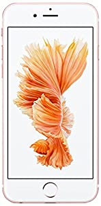 Apple iPhone 6 (4.7 inch - diagonal)s 64 GB US Domestic Warranty Unlocked Cellphone - Retail Packaging (Rose Gold)