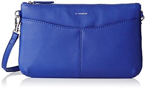 Le Tanneur Valentine Ttv3a00, Poschette giorno donna taglia unica, Blu (Bleu (B3)), taglia unica